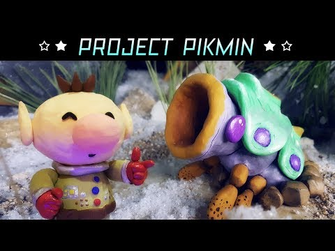 Project Pikmin - A Winter Wonderland