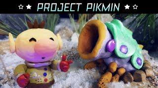 Project Pikmin - A Winter Wonderland