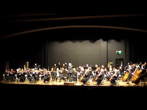 Aida Overture - Verdi conducted by Dorothy Vanek, SASO