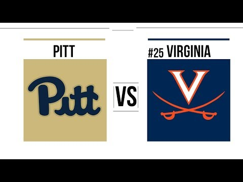 Week 10 2018 Pitt vs #25 Virginia Full Game Highlights