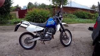 НОВЫЙ МОТОЦИКЛ! Suzuki Djebel 250