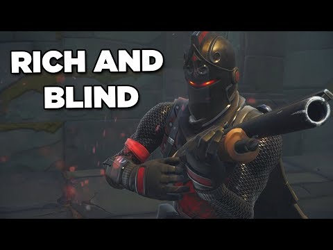Fortnite Montage - Rich and Blind (Juice WRLD)