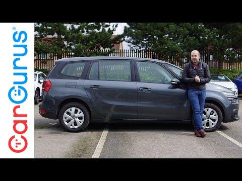 Citroen Grand C4 Picasso Used Car Review | CarGurus UK