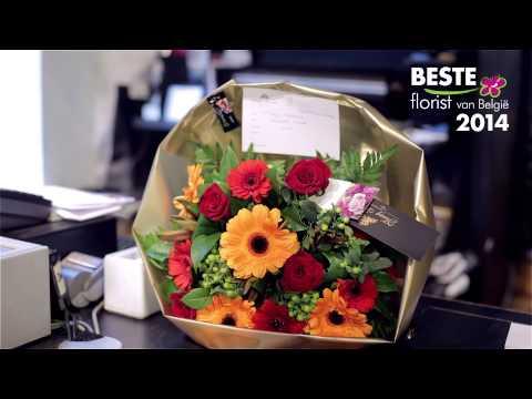 Beste Florist van België | Meilleur Fleurist de Belgique 2014