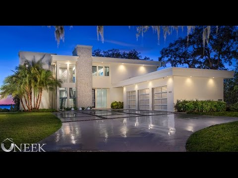 $5 Million dollar Modern Masterpiece in Jacksonville