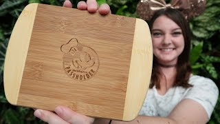 Another Trip To Food And Wine For A Passholder Cutting Board And Remy's Hide And Squeak!