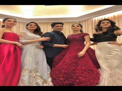 In Graphics: Bollywood and Pakistani beauties Mahira Khan, Mawra Hocane & others make a st