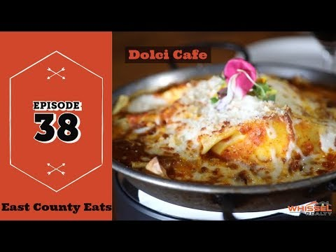 East County Eats Episode 38 - Dolci Cafe in Rancho San Diego