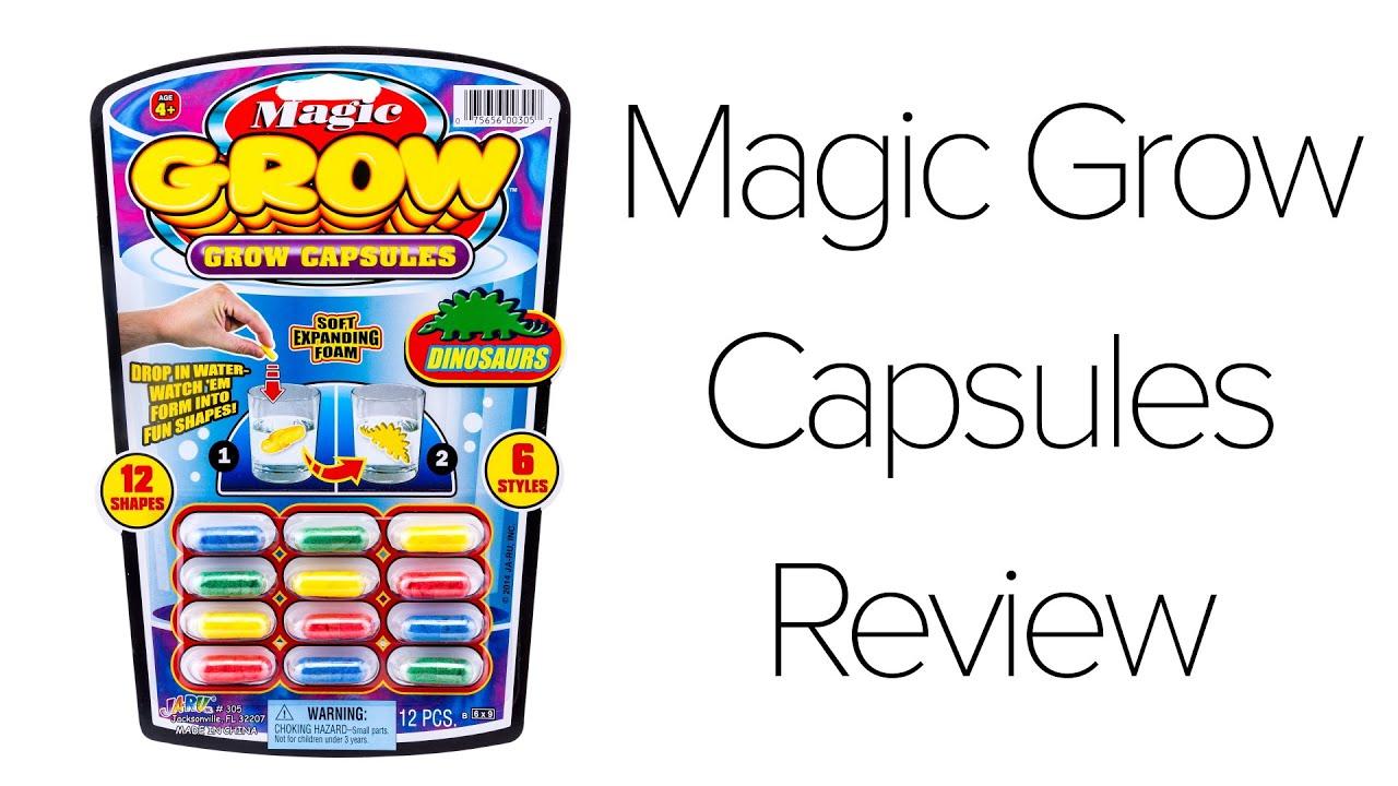 Magic Grow Capsules Review