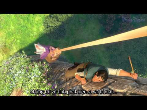 Tangled  - Official Trailer 2 (Vietsub)
