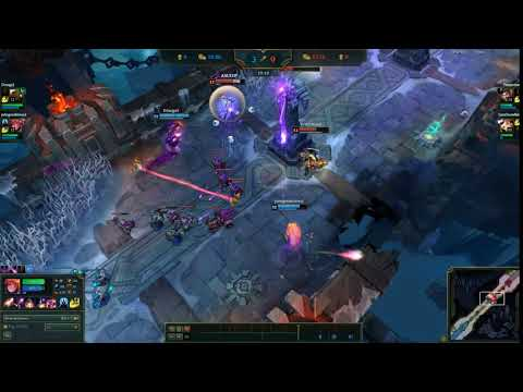 Jayce E and Zoe R Interaction