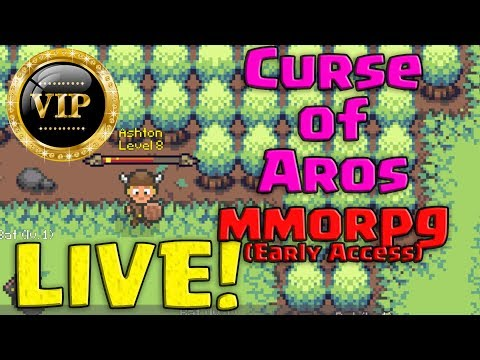 [LIVE]  Curse Of Aros - [MOBILE] (2019 MMORPG)