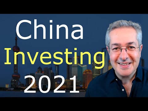 Investing In China Stock Market 2021