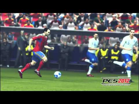 NUOVO Trailer PES 2012 PS3-360 HD