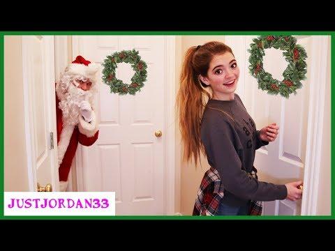 Don't Choose The Wrong Door - Christmas Naughty Or Nice / JustJordan33
