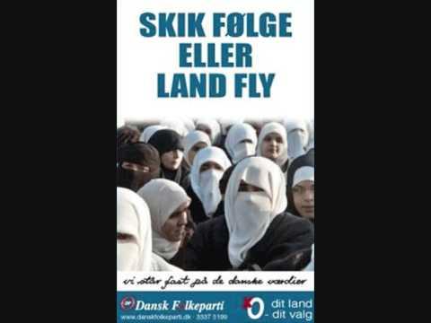 De Sorte Spejdere om Dansk Folkeparti