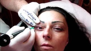 Tatuaj ochi Zarescu Dan 0745001236 $ZP M4758 www machiajtatuaj ro