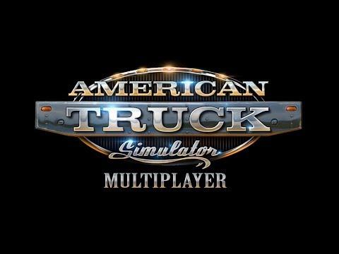 Стрим #115 по American Truck Simulator Multiplayer