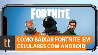 How to download (download) Fortnite on Android phones