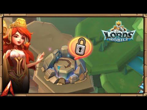 First Step To The T5 PUSH! Unlocking The Foundry! Lords Mobile
