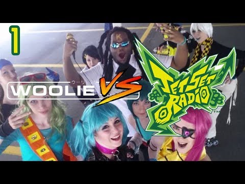 Woolie VS Jet Set Radio (Part 1)