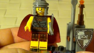 видео Фігурки лицарів