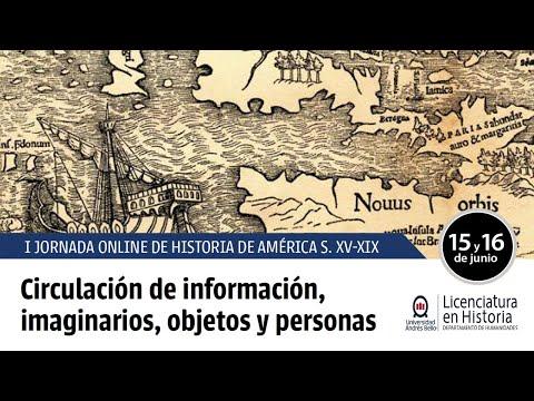 I Jornada Online de Historia de América