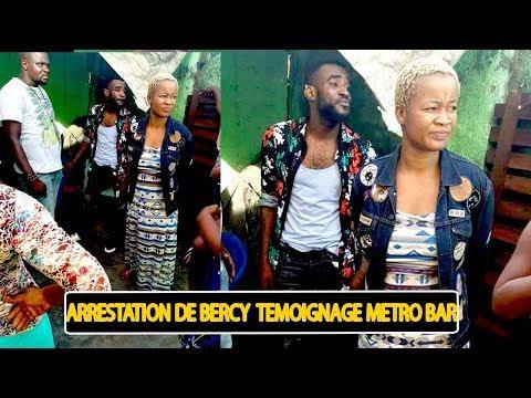 Scandale Arrestation de Bercy Mwana Place Événement Elekaki Témoignage Ya Ba Maitre