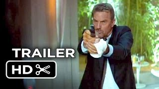 3 Days to Kill TRAILER 1 (2014) - Kevin Costner, Amber Heard, Hailee Steinfeld Thriller HD