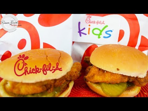 HOW TO MAKE CHIC-FIL-A RECIPE