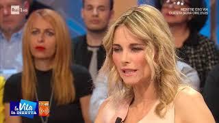 Giampaolo Manca Intervista alla Vita In Diretta Giovedì 2 Maggio Rai Uno