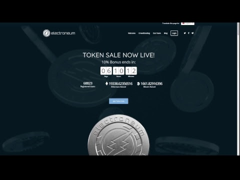 token sale what is