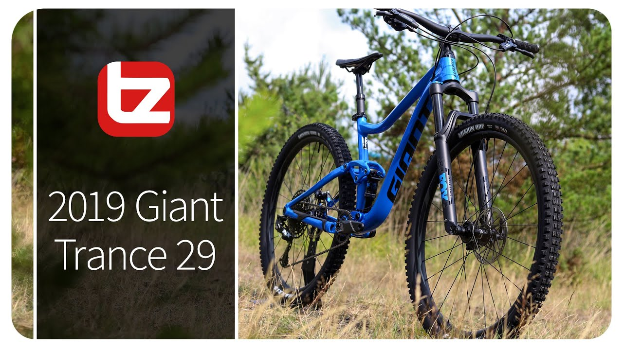 2019 Giant Trance 29 | First Look | Tredz Bikes - YouTube