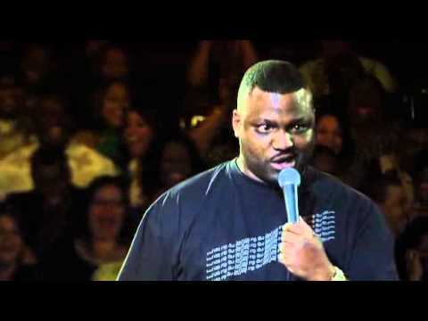 Aries Spears - Nelly, Shaq, and Charles - YouTube