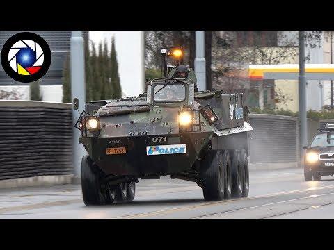 [1K Subs Special] - Police Armored Truck // Véhicule Blindé Genève