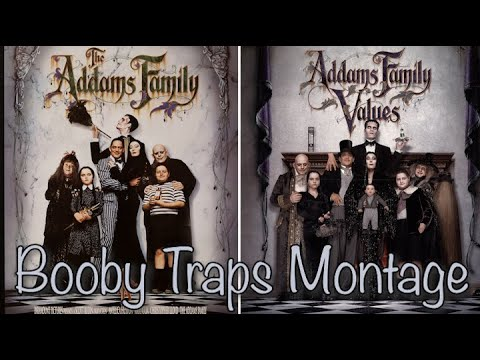 The Addams Family 1 & 2 Boo Traps Music
