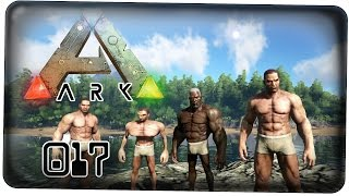 Mein Himmel ist kaput - ARK: Survival Evolved #017 [German Deutsch Lets Play]