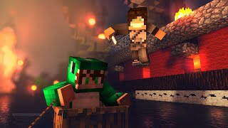 Minecraft Survival Games #3: Staff Abusing Their Powers!