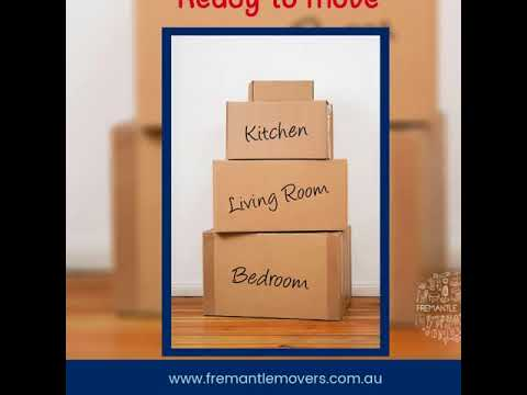 Efficient Furniture Removalists In Perth For Hassle Free Moving  | Fremantle Movers