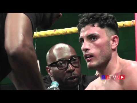 Michael Gomez Jr vs Qasim Hussain #BBTVLIVE