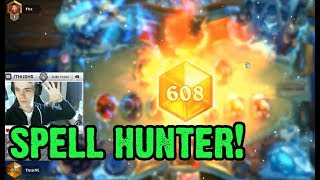 [ThijsHS] Spell Hunter to Legend - Hearthstone Standard Deck!