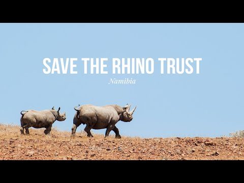 Save the Rhino Trust Namibia
