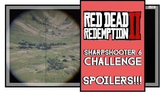 Red Dead Redemption 2 Sharpshooter 6 Challenge Guide [SPOILER]