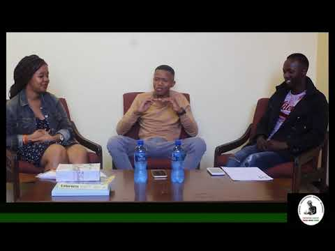 Afri ESM TV interview with Ntobeko Hadebe, BCom  3rd Year Student, Majoring in Accounting part 2