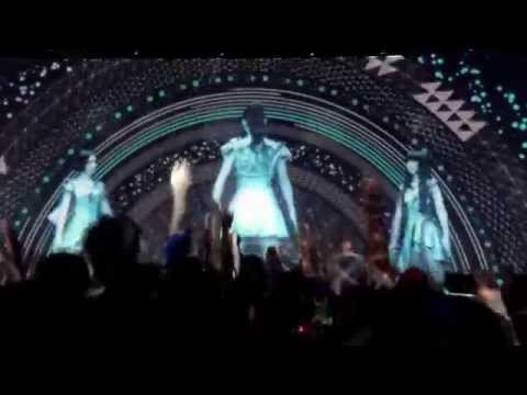 perfume the opening