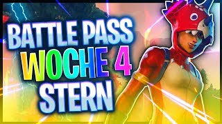 Secret BATTLE PASS Star - Fortnite Season 9 Week 4 ⭐ | GamePvP