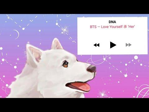 Вольт клип DNA (BTS)