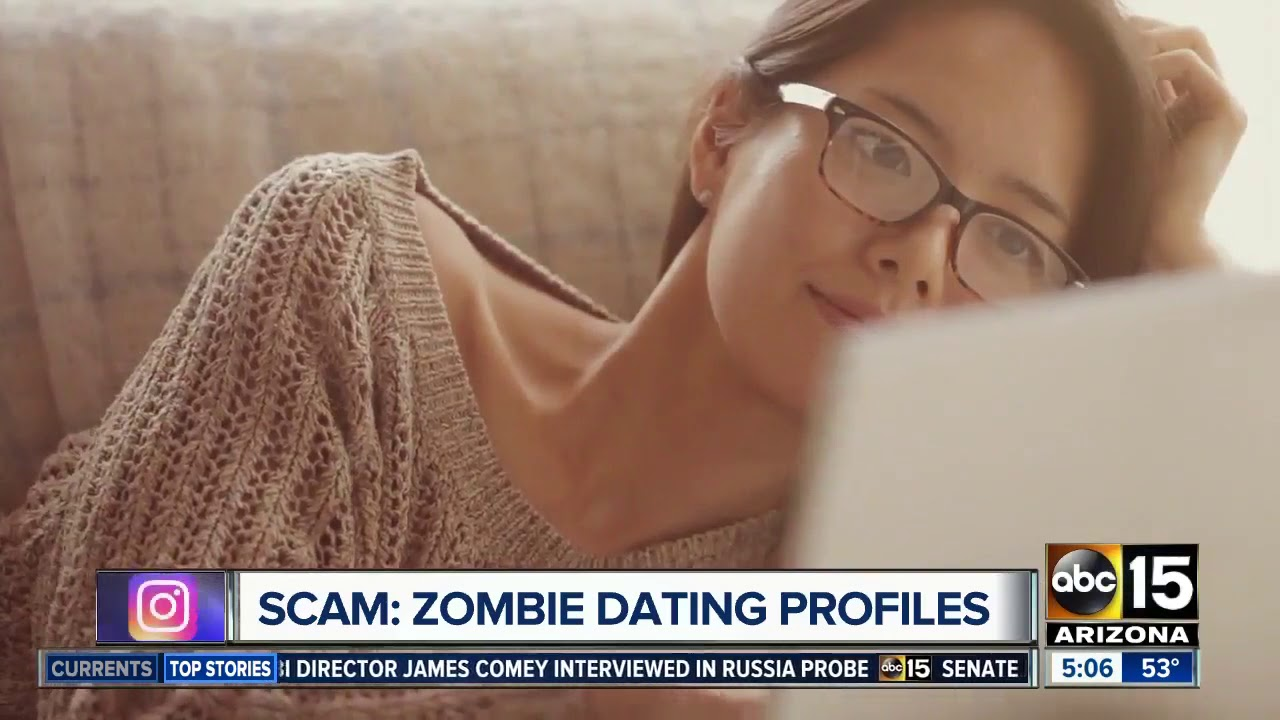 Profil für Dating-Probe