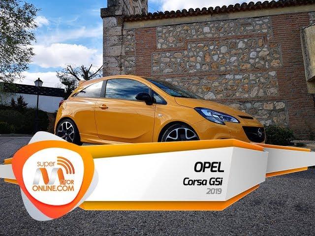 Opel Corsa GSi 2019 / Al volante / Supermotoronline.com