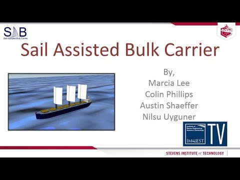 Student Papers Night - Sail Assisted Bulk Carrier